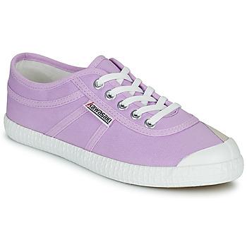 Shoes Women Low top trainers Kawasaki ORIGINAL Violet