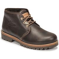 Shoes Men Mid boots Panama Jack BOTA PANAMA Brown
