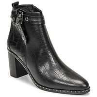 Shoes Women Boots Philippe Morvan BERRYS Black