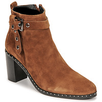 Shoes Women Boots Philippe Morvan BERRYS Brown