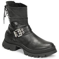 Shoes Women Mid boots Philippe Morvan CAMIX Black