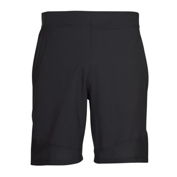 material Men Shorts / Bermudas Under Armour UA VANISH WOVEN SHORTS Black / Grey