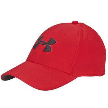 Accessorie Men Caps Under Armour UA MEN'S BLITZING 3.0 CAP Red / Black