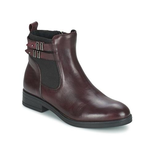 Ankle boots / Boots Betty London MOLOGA BORDEAUX 350x350