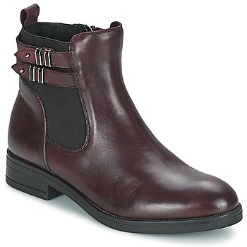 Ankle boots / Boots BT London MOLOGA BORDEAUX 350x350