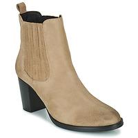 Shoes Women Ankle boots Betty London PATIS Beige