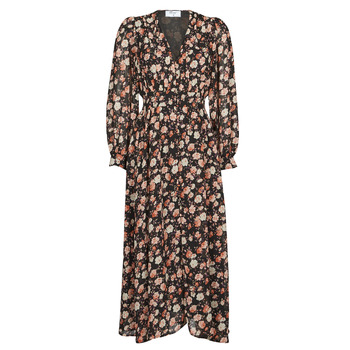 material Women Long Dresses Betty London PILOMENE Black