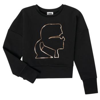material Girl sweaters Karl Lagerfeld CORNALINE Black