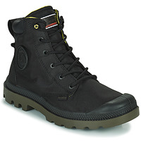 Shoes Mid boots Palladium PAMPA RECYCLED Black