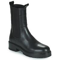 Shoes Women Mid boots San Marina FINLEY Black