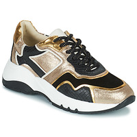 Shoes Women Low top trainers San Marina GOLVEN Black / Gold