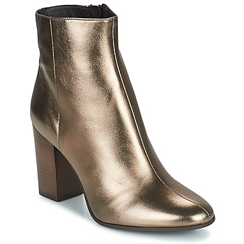 Shoes Women Ankle boots San Marina ABELLE/MET Gold