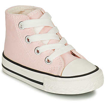 Shoes Girl High top trainers Citrouille et Compagnie NEW 19 Pink
