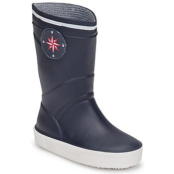Shoes Children Wellington boots Citrouille et Compagnie PRADSI Marine