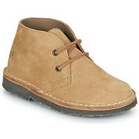 Shoes Boy Mid boots Citrouille et Compagnie NEW 25 Beige