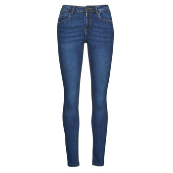 material Women slim jeans Noisy May NMJEN Blue / Medium