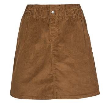 material Women Skirts Noisy May NMJUDO Brown
