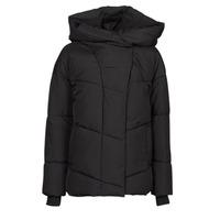 material Women Duffel coats Noisy May NMTALLY Black