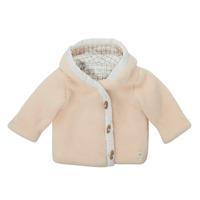 material Boy coats Carrément Beau AMARANTE White