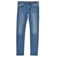 material Boy Skinny jeans Diesel SLEENKER Blue / Medium