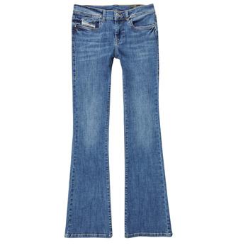 material Girl bootcut jeans Diesel LOWLEEH Blue