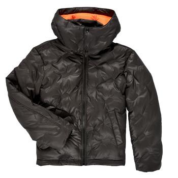 material Boy Duffel coats Diesel JTHERMO Black