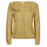 material Women Jackets / Cardigans Vila VICHRISSY Kaki
