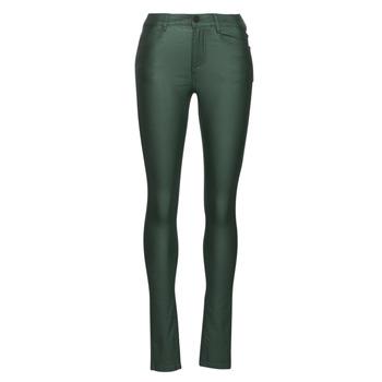 material Women 5-pocket trousers Vila VICOMMIT Grey
