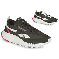 Shoes Women Low top trainers Reebok Classic CL LEGACY Black / White