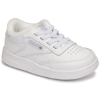 Shoes Children Low top trainers Reebok Classic CLUB C White