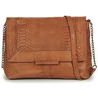 Bags Women Shoulder bags Pieces PCFELIZIA Cognac