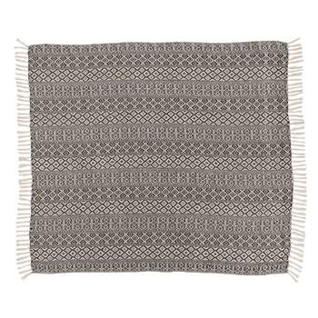 Home Blankets, throws Mylittleplace BERBESSA Black