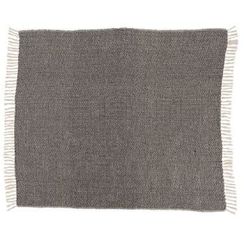 Home Blankets, throws Mylittleplace FIORITE Black