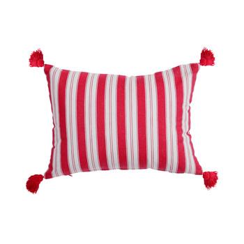 Home Cushions Comptoir de famille ELEONORE White