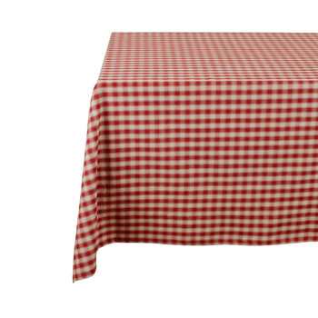 Home Napkin, table cloth, place mats Comptoir de famille CAMPAGNE Red