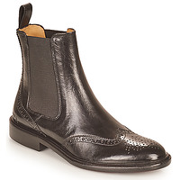 Shoes Women Mid boots Melvin & Hamilton SALLY 112 Black
