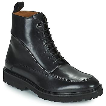 Shoes Men Mid boots Melvin & Hamilton MATTHEW 37 Black