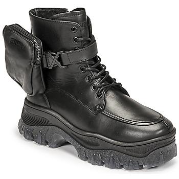 Shoes Women Mid boots Bronx JAXSTAR MID Black
