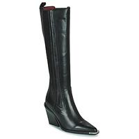 Shoes Women Boots Bronx NEW KOLE Black