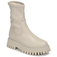 Shoes Women Mid boots Bronx GROOV Y White