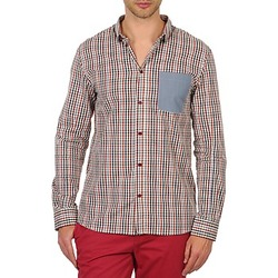 material Men long-sleeved shirts Eleven Paris ELCIELO Multicoloured