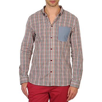material Men long-sleeved shirts Eleven Paris ELCIELO Multicolour