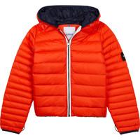 material Children Duffel coats Aigle ANITA Orange