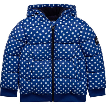 material Children Duffel coats Aigle SOLILA Blue