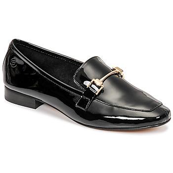 Shoes Women Loafers Betty London PANDINO Black