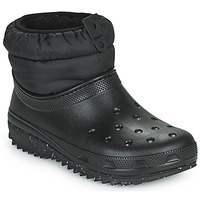 Shoes Women Snow boots Crocs CLASSIC NEO PUFF SHORTY BOOT W Black