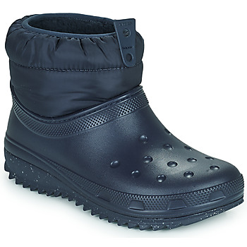 Shoes Women Snow boots Crocs CLASSIC NEO PUFF SHORTY BOOT W Marine