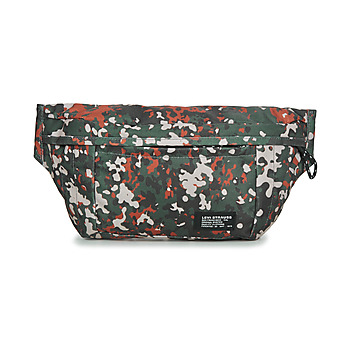 Bags Bumbags Levi's Large Banana Sling Army / Green