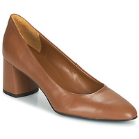 Shoes Women Court shoes Betty London  Cognac
