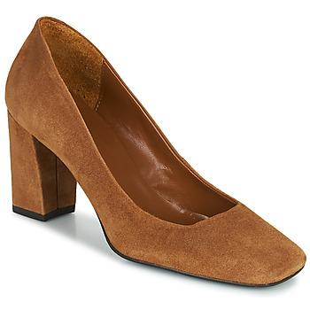 Shoes Women Court shoes Betty London PANER Camel
